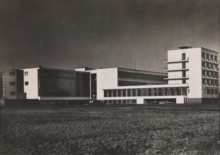 ساختمان مدرسه باهاوس