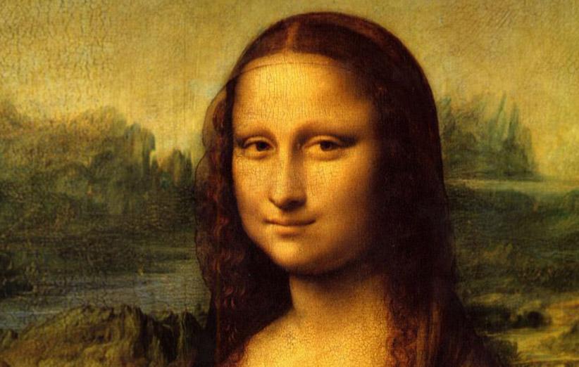 Mona Lisa leonardo da vinci smile01 - لئوناردو داوینچی، کهن الگوی «فرد رنسانسی»
