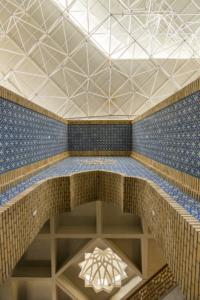 Photo 17 200x300 - عکاسی صنعتی  نصب سازه های فضایی در قسمتی از حرم حضرت معصومه (س)- قم  به سفارش شرکت سازه های فضایی اریب