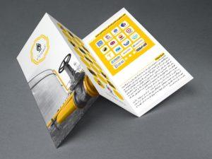 Tri Fold Brochure MockUp min 300x225 - بروشورسایت مخازن ذخیره سازی نفت امید